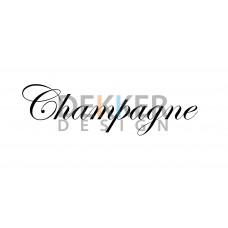 Champagne 5 X 24 CM