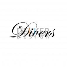 Divers 5 X 14 CM