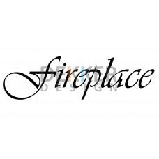 Fireplace 5 X 17 CM