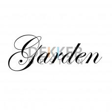 Garden 5 X 16 CM