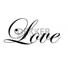 Love 5 X 11 CM