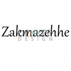 Zakmazehhe 5 X 34 CM